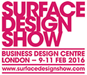 Glartique at Surface Design Show 2016 stand 598