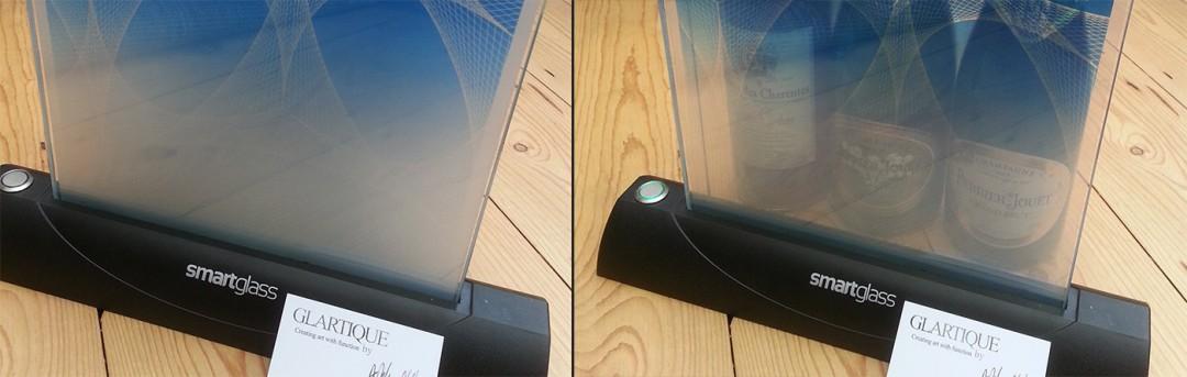 Glartique smART privacy glass