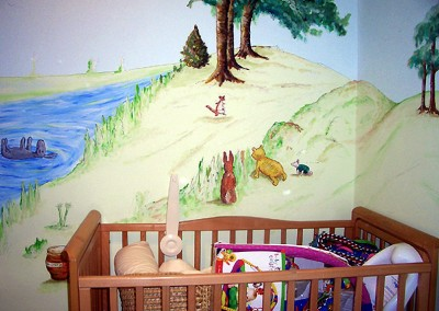 Winnie-the-Pooh-mural-by-Ashley-Phillips